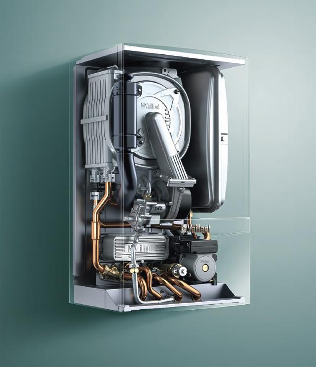 onderhoud uw vaillant verwarmingsketel CV sanitair van damme Merelbeke